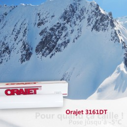 ORAJET 3161 DT BLANC BRILLANT 1370MM