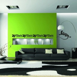 SERIE 638 M | FILM MAT DECORATION ET LETTRAGE EN INTERIEUR MAT 80µ - STICKERS - FACILEMENT ENLEVABLE