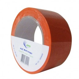 PVC ADHESIF ORANGE 50MM X 33ML