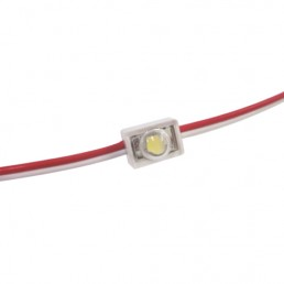 1 LED COMPACT EPOXY MOULE BLANCHE 160°