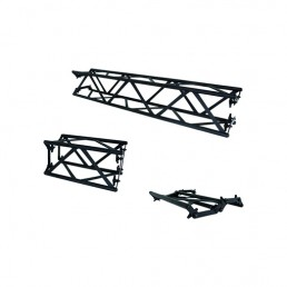 SERIE TRUSS | MODULES PLIABLES, CONNECTEURS, BASES, CLIPS, BARRES