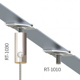 FIXATION PLAFOND A COMBINER RT-1010