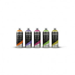 SERIE SPRAY | LIQUITEX COULEUR  400 ML
